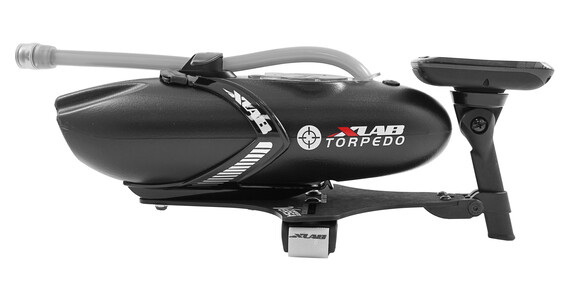 XLAB Torpedo Versa 200 juomasysteemi , musta
